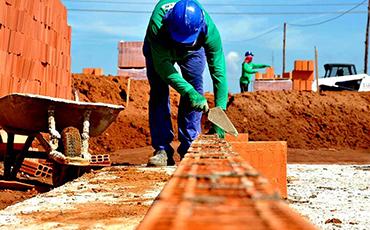 Pesquisa da CNI indica que otimismo do setor da construção civil aumentou