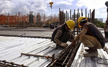 Custo da construção civil sobe 0,48% em novembro ante alta de 0,16% em outubro