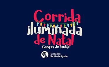 Corrida Iluminada de Natal será realizada no dia 16 de dezembro em Campos do Jordão