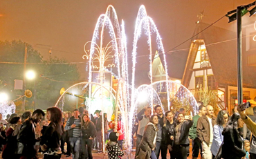 Campos do Jordão já se prepara para festividades de Natal e Fim de Ano
